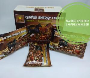 Kopi Quwwa, Quwwa Energy Coffee Kopi Stamina Pria